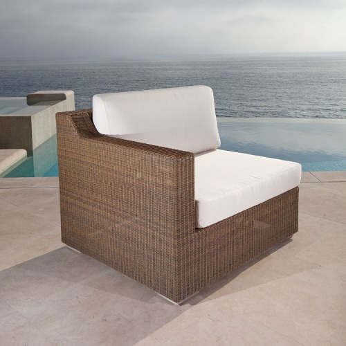 wicker loveseats