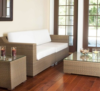 Malaga Wicker Sofa Set