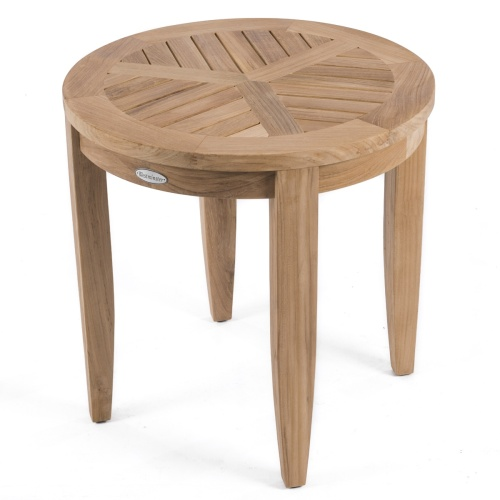 22 dia inch side table