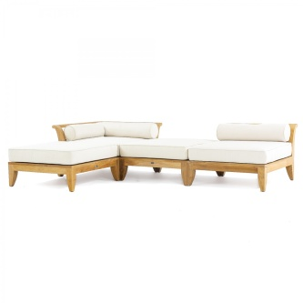 Aman Dais 4 pc Lounge Sofa