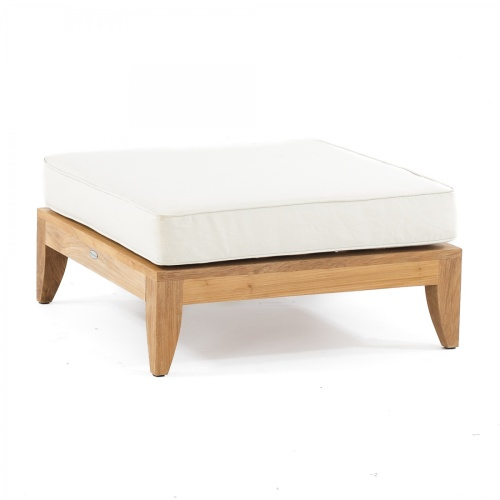 teak deep seating daybed
