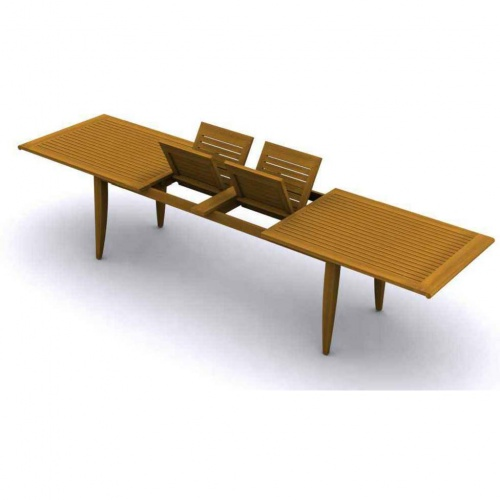 Laguna Premium Grade 'A' Teak Furniture Set for 15 - Picture B