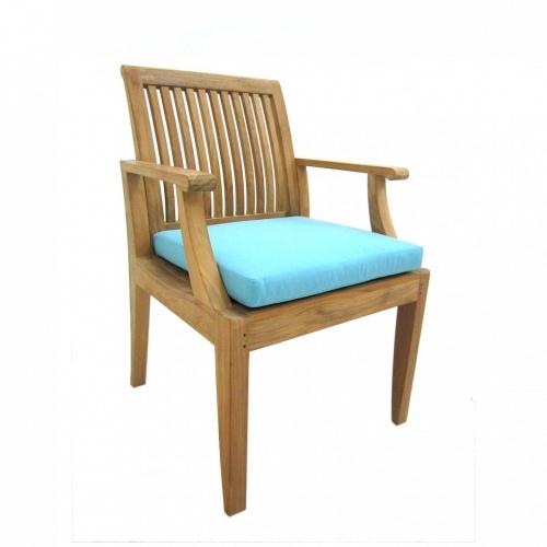 Laguna Premium Grade 'A' Teak Furniture Set for 15 - Picture C