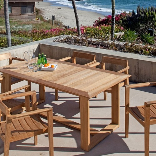high quality teak patio furniture