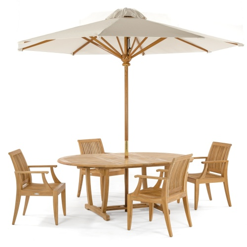 Martinique 5 pc Dining Set - Picture L