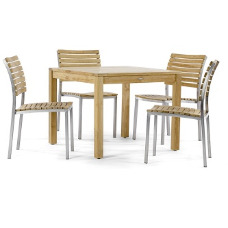 5 Piece Vogue Cafe Set