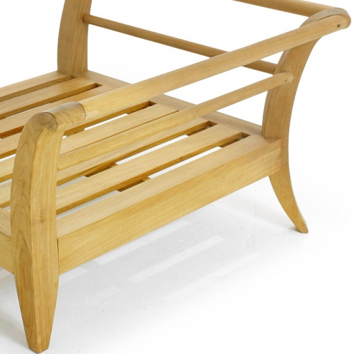 Teak Patio Daybed Set - Picture D