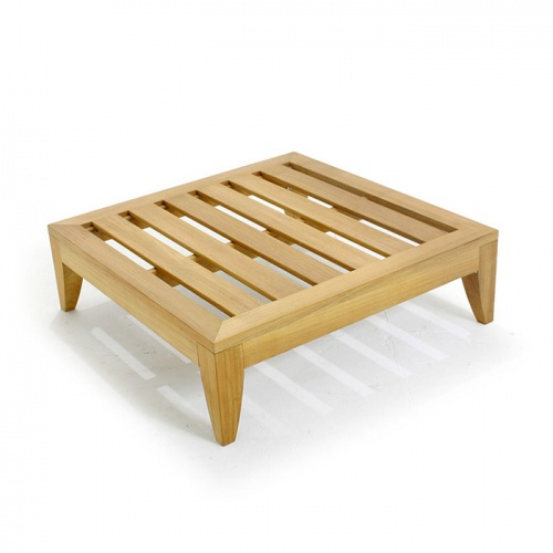 Teak Patio Daybed Set - Picture I