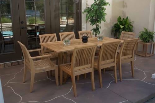 high quality teak garden furniture
