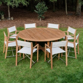 Odyssey Buckingham 9 pc Dining Set