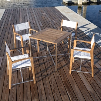 5 pc Odyssey Folding Dining Set
