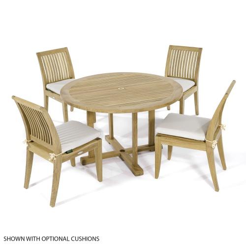 best qualiy teak patio furniture