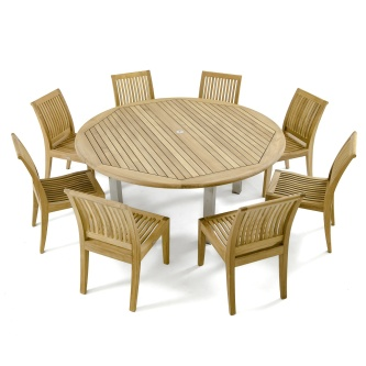 Vogue Laguna Dining Set for 8
