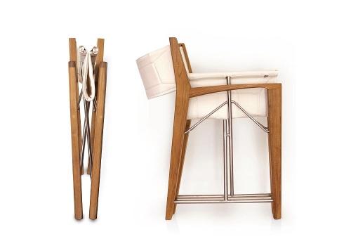 folding yacht chair