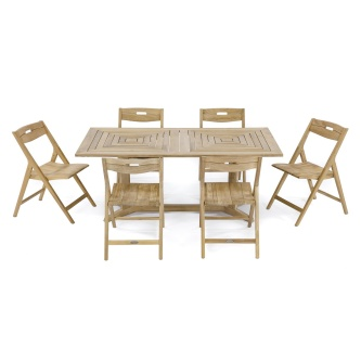 Pyramid Surf Dining Set for 6