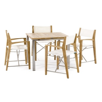 Vogue Odyssey 5 pc Dining Set