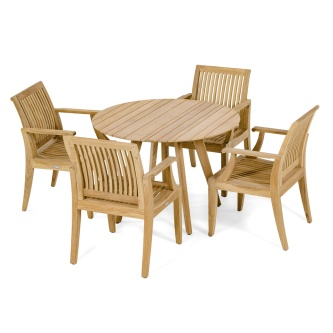 5pc Laguna & Surf Dining Set