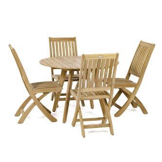5 pc Barbuda & Surf Dining Set