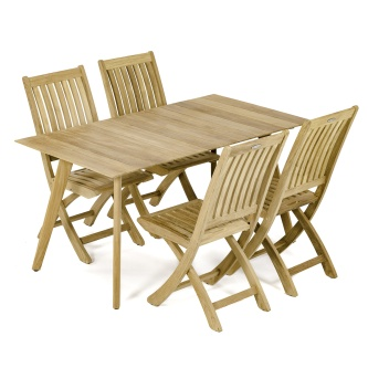 5 pc Surf Barbuda Dining Set