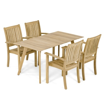 5 pc Surf Sussex Dining Set