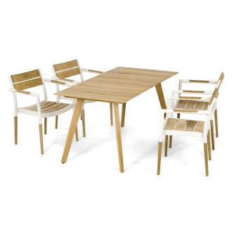 5 pc Surf Bloom Dining Set