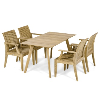 5 pc Surf Laguna Dining Set