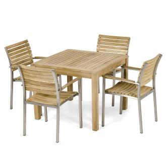 Vogue 5 piece Dining Set