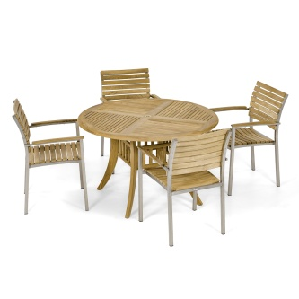 Grand Hyatt Vogue Dining Chair Set