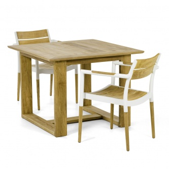 Horizon Bloom Dining Chair Set