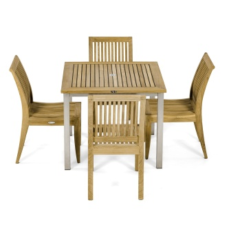 Vogue Laguna 5 pc Side Chair Set