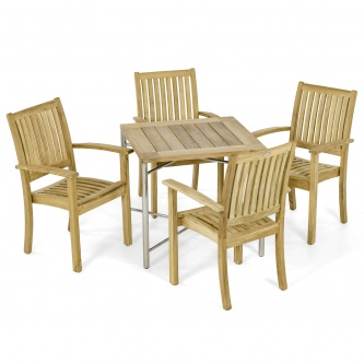 Odyssey Sussex Dining Chair Set
