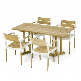 Bloom Nevis Dining Set for 4