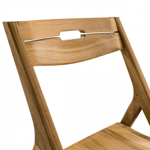 Horizon Surf Teak Folding Set - Picture L