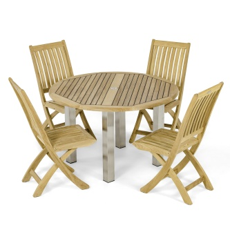 5 pc Vogue Barbuda Dining Set
