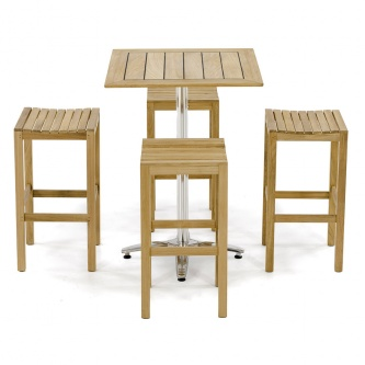 5 pc Somerset Pub Table and Stools