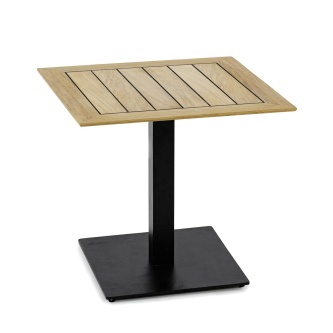 Vogue 24x30 Table Top Black Base Combo