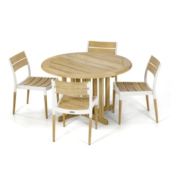5 pc Barbuda Bloom Dining Set