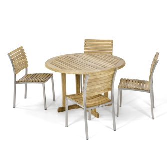 5 pc Barbuda Vogue Dining Set