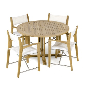 4 ft Round Odyssey Dining Set