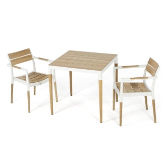 Bloom 3 pc Dining Set