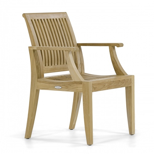 Teak Bench and Chair Set for 5 - Picture R