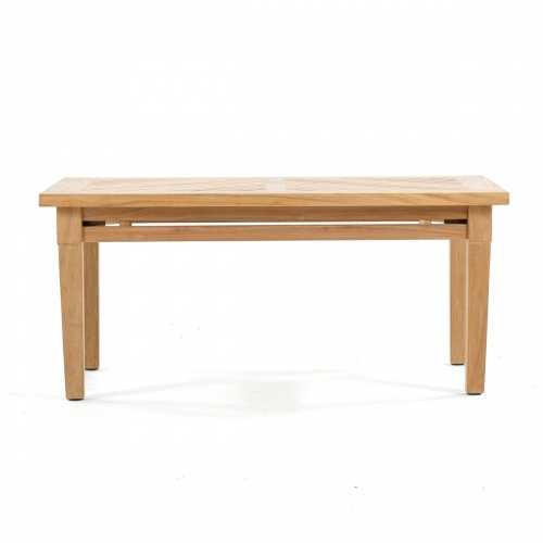 Teak Bench Set for 5 - Picture P