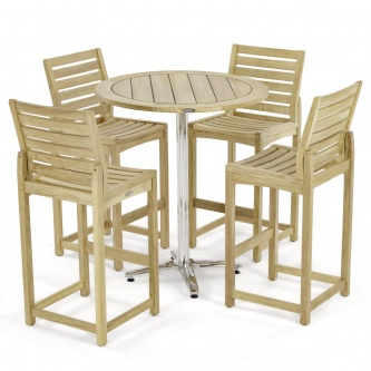 5 pc Vogue Somerset High Bar Set