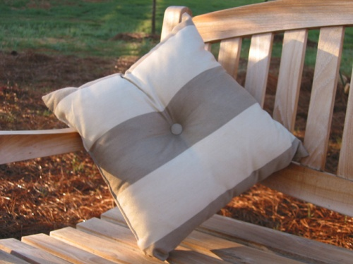 Throw Pillow (16x16) - Picture B