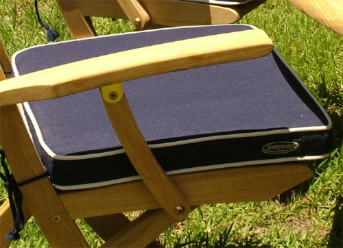 Sunbrella Dining Chair Cushion - Picture B