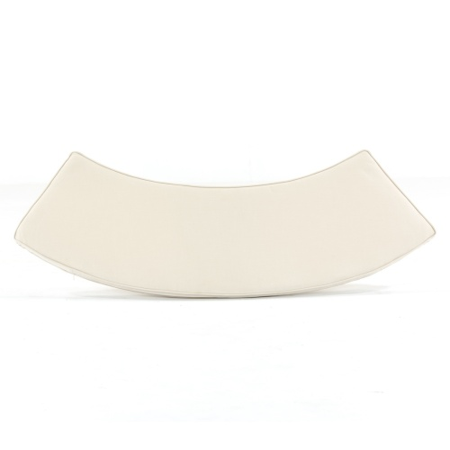 Buckingham Backless Bench Cushion - Picture B