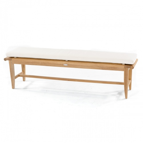 Sunbrella 6 FT Bench Cushion - Picture A