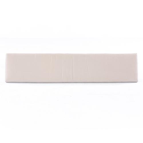 Sunbrella 6 FT Bench Cushion - Picture B