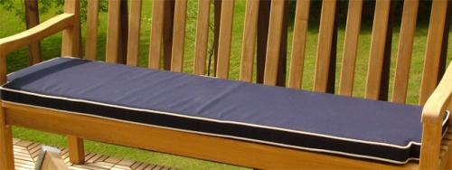 Sunbrella 4FT Bench Cushion - Picture B