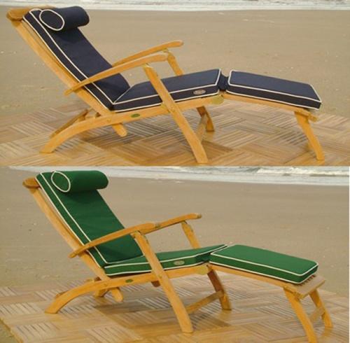 Sunbrella Steamer Cushion - Picture B